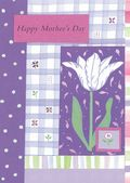 Mother's Day Card-Pastel Flowers Card